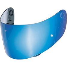 SHOEI Visière CW-1 Iridium Bleu (préparée Pinlock)