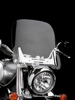 HIGHWAY HAWK : Pare-brise custom (universel) - Shield 'smooth' 57-501