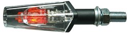 CHAFT : Keen - Noir avec lentille transparente