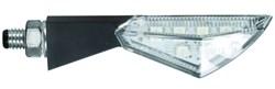 CHAFT : Zoom - Noir avec lentille transparente