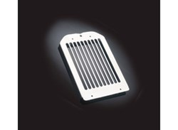 HIGHWAY HAWK : Cache radiateur - 714-6192