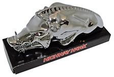 HIGHWAY HAWK Fender ornament Wild boar, 16,5cm