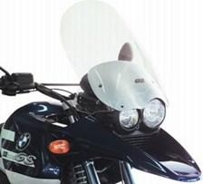 GIVI Bulle surélevé transparent - ST D233S