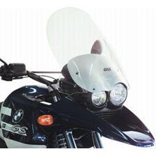 GIVI Verhoogd transparant windscherm - ST D233S