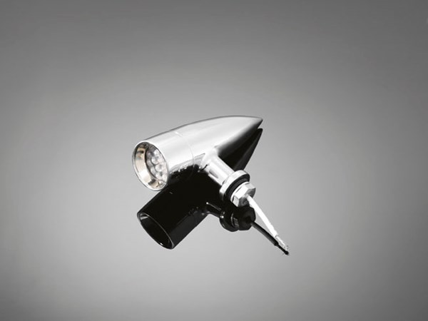 HIGHWAY HAWK Turnsignal 'LED techno' 68-5010