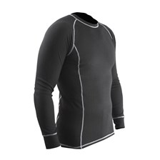 Functional Shirt Zwart
