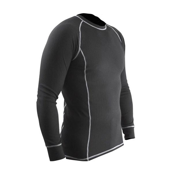 ROLEFF Functional Shirt Noir