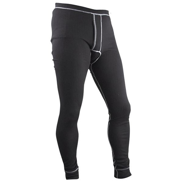 ROLEFF FUNCTIONAL TROUSERS Noir