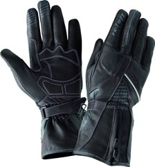 ROLEFF LEATHER LADY GLOVE RO76 Noir