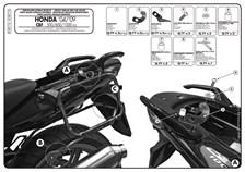 GIVI Zijkofferhouders V35 koffers - PLXR PLXR174