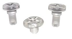 SHOEI : Hornet-DS screws - Clear