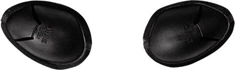 IXS Paire de protections épaule Noir