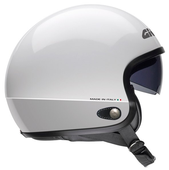 GIVI X.05 deco nuque coverture Argent XS > M