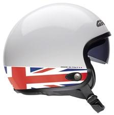 GIVI X.05 deco nekcover UK-vlag XS > M