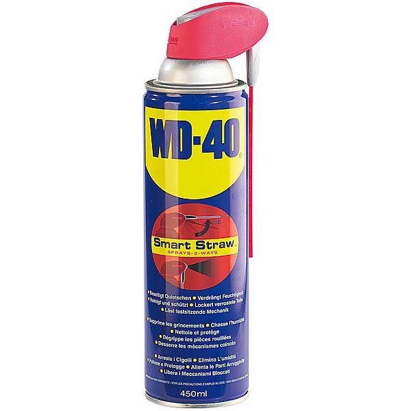 WD-40 spray multi usage 450ml smart straw