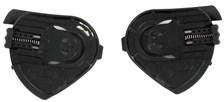SHARK S600/S650/S700/S800/S900 Fixation visière Noir