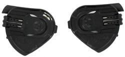 SHARK : S900 kit fixation visière dessous - Noir