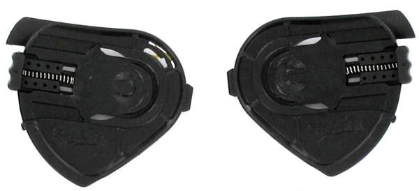SHARK S600/S650/S700/S800/S900 Vizierbevestiging Zwart