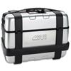 GIVI TRK46 Trekker valise ou top case cache aluminium - 46 litre