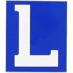 "RAD ""L"" sticker"