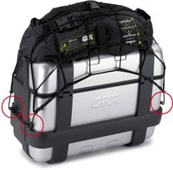 GIVI : Cargo hook - Ringen voor bagagenet T10N