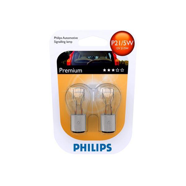 PHILIPS BAY15d Philips 12V 21/5W