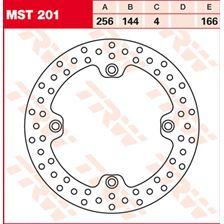 TRW MST disque de frein fixe MST201