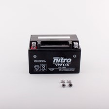 NITRO Batterie fermée sans entretien YTZ10S