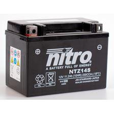 NITRO Batterie fermée sans entretien YTZ14S