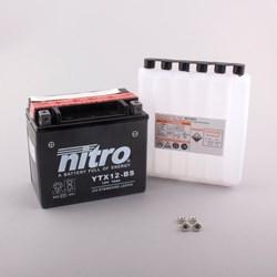 NITRO Onderhoudsvrije batterij