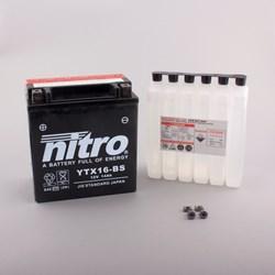 NITRO Batterie sans entretien