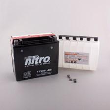 NITRO Batterie sans entretien YTX20L-BS