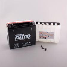 NITRO Onderhoudsvrije batterij YTX20L-BS