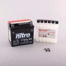 NITRO Batterie sans entretien YTX5L-BS