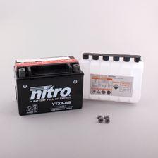 NITRO Batterie sans entretien YTX9-BS