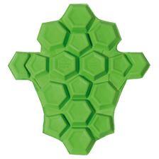 SAS-TEC Quattrotempi heup/rib protectorset Groen