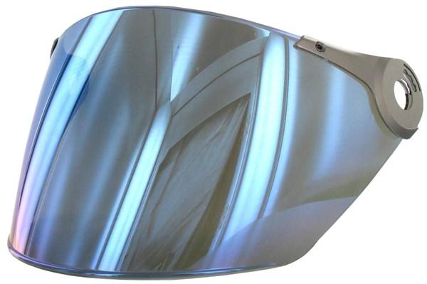 LS2 Visière OF-MHR-44 Visière bleu miroitant