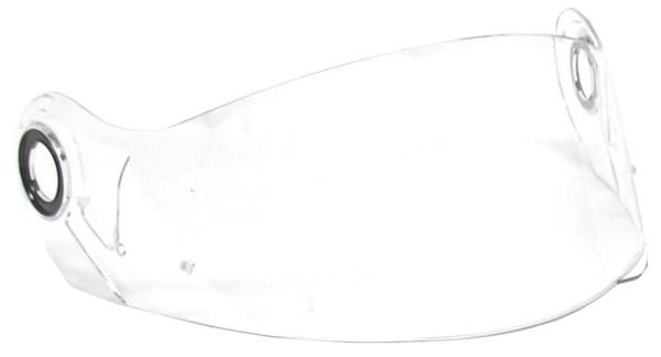 LS2 Vizier FF-MHR-50 Transparant (pinlock voorbereid)