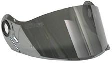 LS2 Vizier FF-MHR-50 Zilver spiegelvizier