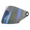LS2 Vizier OF-MHR-47 Blauw spiegelvizier