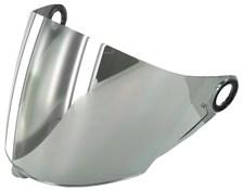 LS2 Vizier OF-MHR-47 Zilver spiegelvizier