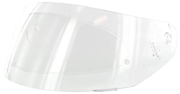 LS2 Vizier FF-MHR-15 Transparant (Pinlock ready)