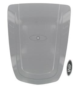 GIVI Couvercle noir non-paint E340/E300/E300B