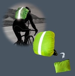 WOWOW : BAG COVER - Jaune Fluo
