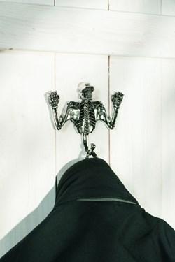 RAD Porte manteau mural 'squelette'