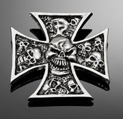 HIGHWAY HAWK Emblems Grave x-small