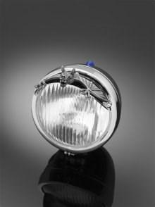 HIGHWAY HAWK : Décoration pour casquette de phare - Chauve-souris petit modèle, 10 cm
