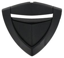 SHARK Evoline 3 Ventilation mentonnière Noir mat KMA