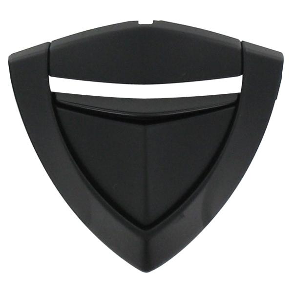 SHARK Evoline 3 Kinventilatie Mat zwart KMA