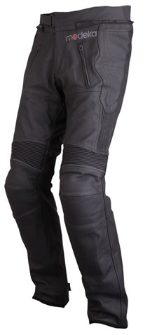 MODEKA Hawking Pants Noir Hommes